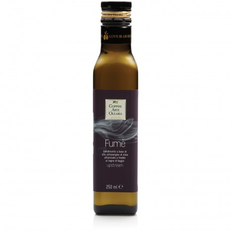 Smoked olive oil 250 ml