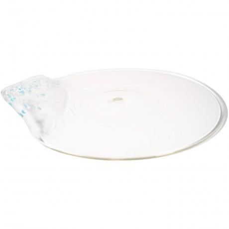 "Glass plate ""Ala"" – Series ""Dynamism"""