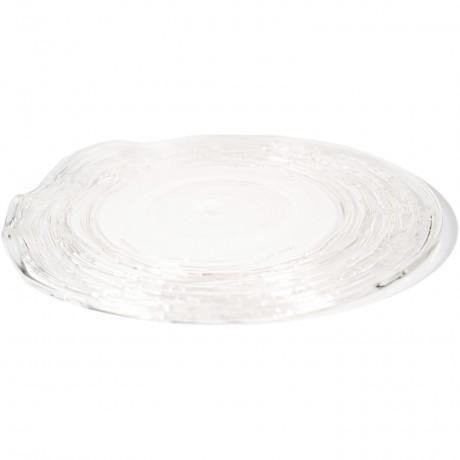 "Glass plate ""Scie"" – Series ""Dynamism"""